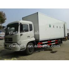 Hot Sale Dongfeng 8-10Tons congeladores para caminhões, freezer de carne para venda no Azerbaijão