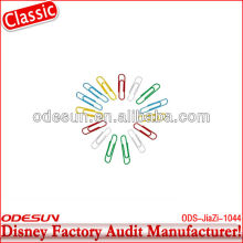 Disney factory audit flat spring steel clips145825