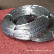 Fil de fer pour le fil de liaison de construction