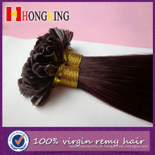 Extensão de cabelo de impressão animal de 2014 Qingdao