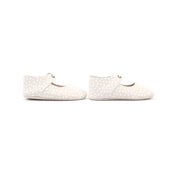 Baby Moccasins Soft Suede Leather