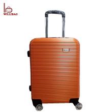 Bagagem ajustada de venda do trole do policarbonato da bagagem 2018 melhor do curso