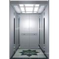 Пассажирский жилой лифт с использованием машинного зала Япония технология