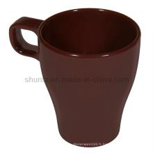 Vaisselle 100% de mélamine / tasses à café (QQS08)
