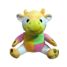 EN71 ASTM Safty New design stuffed cow plush