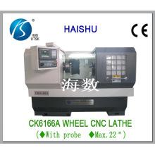 Auto Rad Poliermaschine, Alufelge Polier Drehmaschine, CNC Drehmaschine, Ck6166A