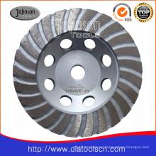 Od115mm Diamond Turbo Cup Wheel