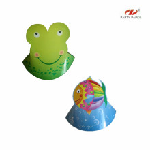 Bright Color Carnival Disposable Hat