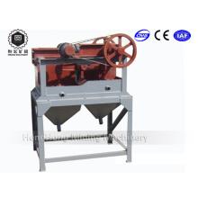 Máquina do gabarito do separador de gravidade para o processamento de mineração de ouro