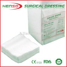 Esponjas de gaze não estéril Henso
