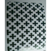 Decorative Punching Net with Low Carbon Steel Plate on Sale