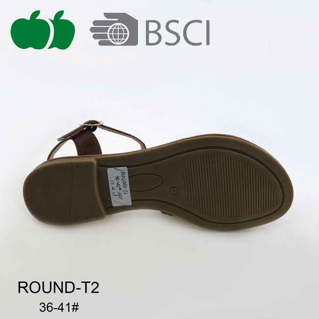 fashion pu sandals