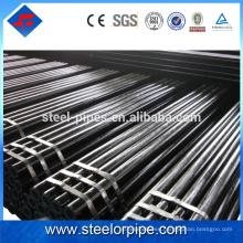 Tubo de acero sin costura hidráulico drenado frío caliente-venta