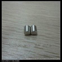 Высокий класс N50 спеченные цилиндра неодимовый магнит
