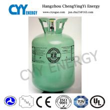 Gás refrigerante misturado da pureza alta do líquido refrigerante R22 com Ce