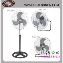 16inch Industrial Fan Stand Fan 3 in 1