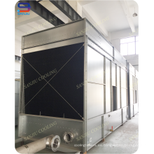 Torre de enfriamiento abierta de 231 toneladas de acero para sistemas de aire acondicionado central de VRF