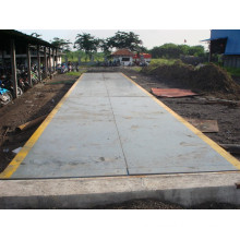 3*9 M 50 Ton Used Truck Scale Cost of Weighbridge