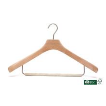 Werbeartikel Durable Wooden Pant Hanger mit Bar