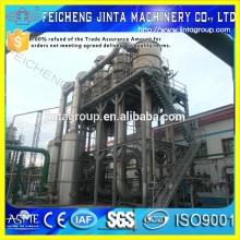 Alcool / Ethanol 99,9% Projet Ligne de production d'alcool / éthanol