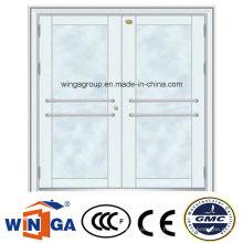 Shop Push Steel Secuirty Metal Glass Door (W-GD-29)