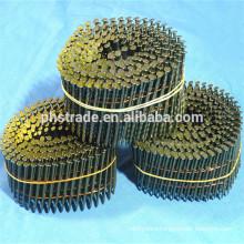 pallet coil nail/ ring shank coil nail
