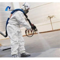 Factory Direct Supply  Spraying Polyurea Courts Sports Surface Flooring Athletic Running Track