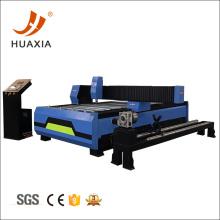Équipement de coupeur de plasma de tuyau et de plat