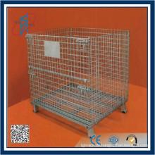 China verzinkter Drahtgeflecht Käfig / Behälter
