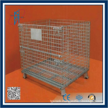 China Galvanized Wire Mesh Cage/container