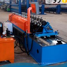 Stahlprofil Trockenbau Track & Stud doppelte Linie Cu Licht Stahlrahmen Roll Formmaschine