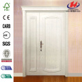 Insulated Double Swing Interior Wood Door