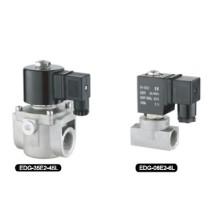 EDG serie aluminio válvula solenoide