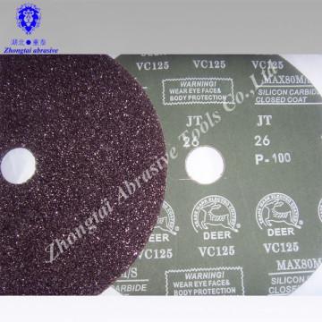 ciervo disco de fibra de carburo de silicio