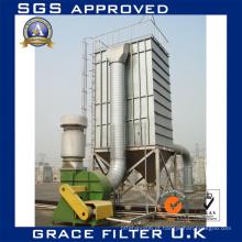 Filtro de sacos industriais (DMC 120)