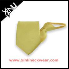 Corbatas de cremallera hechas a mano 100% Pure para hombres