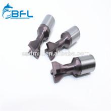 BFL CNC-Spezialschneidwerkzeug Hartmetall-Schwalbenschwanzfräser