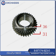 Genuine NHR/NKR Mainshaft 3RD Gear Z=31:36 8-97174-923-0