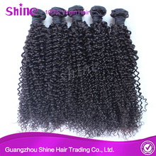 Mongolian Curly Human Hair Extension Factory Wholesale