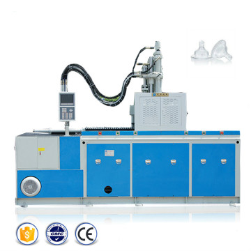 Silikon Infant Bottle Nipple Injection Molding Machine