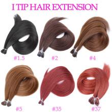 Remy Cheveux Humains I Pointe Extension de Cheveux