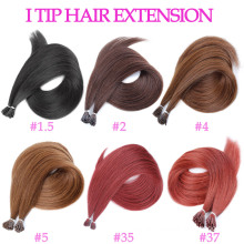 Top Quality I Tip Human Hair Extensions