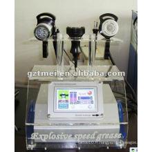 Appareil à ultrasons à cavitation portative 5 sur 1 en liposuccion