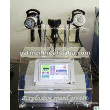 5 em 1 aparelho de ultra-som de cavitação portátil de lipoaspiração