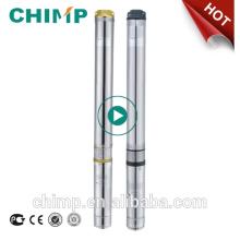 Pompe à eau submersible centrifuge 4SDM 3HP / 4HP