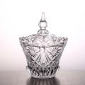 Crystal glass decorative box