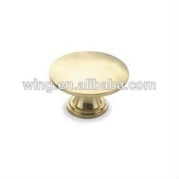 zinc knob with painting