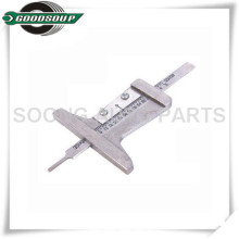 Stainless Steel Tread Depth Gauge, Plastic gauge, Tire repair Products