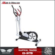 Bicicleta elíptica de alta calidad de moda de la correa con el volante de 4kg