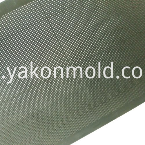 Automotive Speaker Grille Plastic Molding